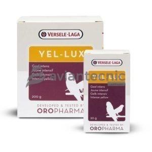 Yel Lux Versele Laga (Factor amarillo)