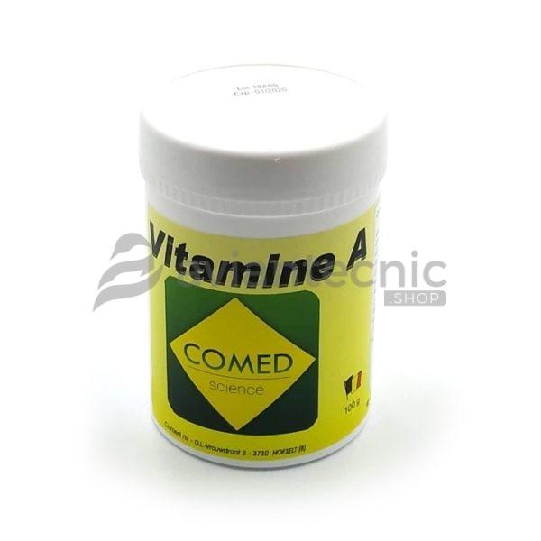 Vitamina A comed