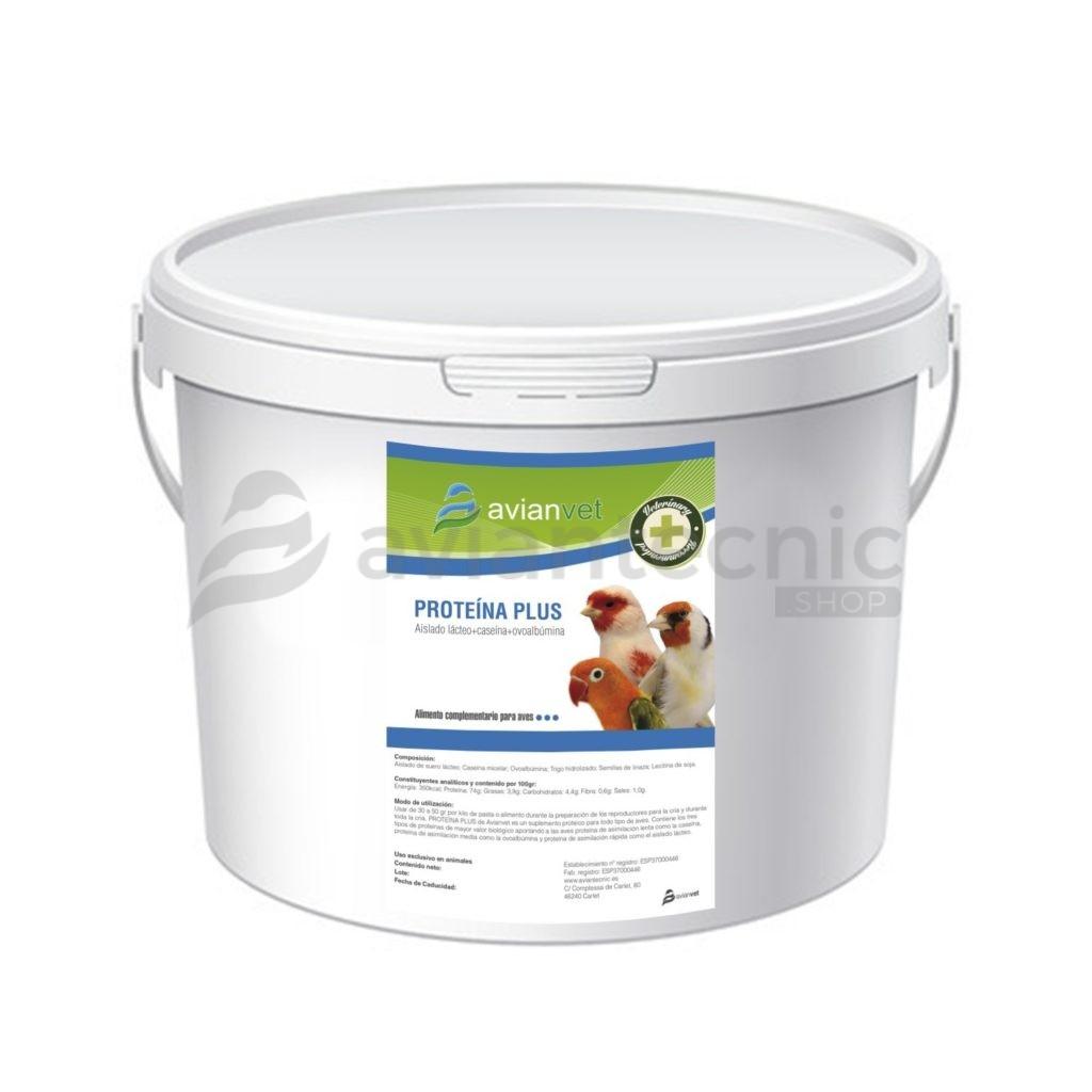 Proteína Plus Avianvet (Mezcla de proteinas)