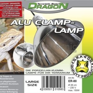Lámpara Aluminio Dragon