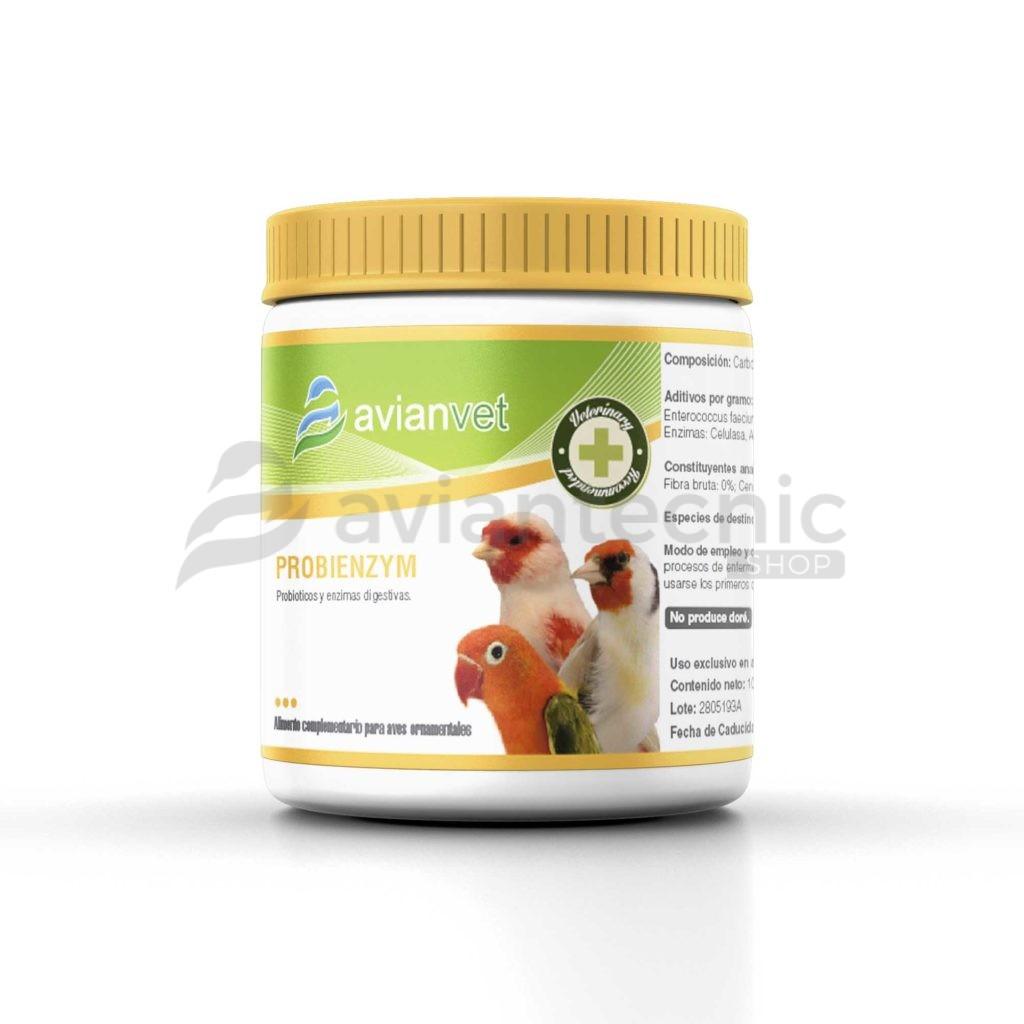 Probienzym (Probiótico+enzimas)