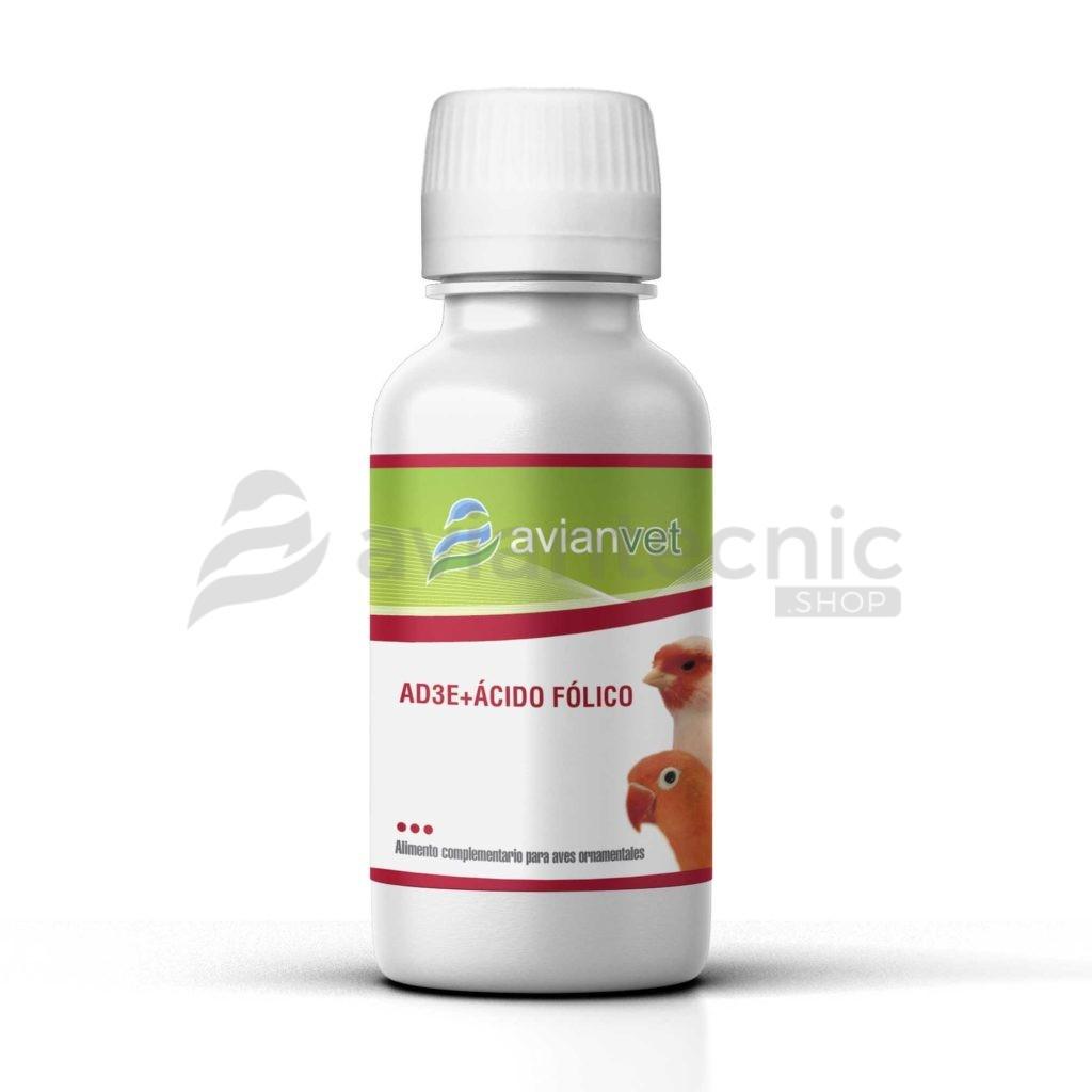 AD3E + Ácido Fólico Avianvet