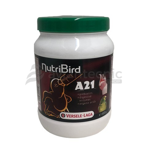 Papilla Nutribird A21