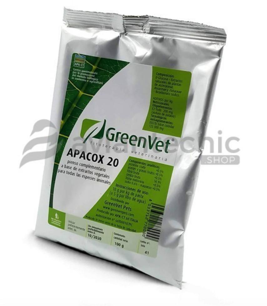 tratamiento coccidiosis greenvet