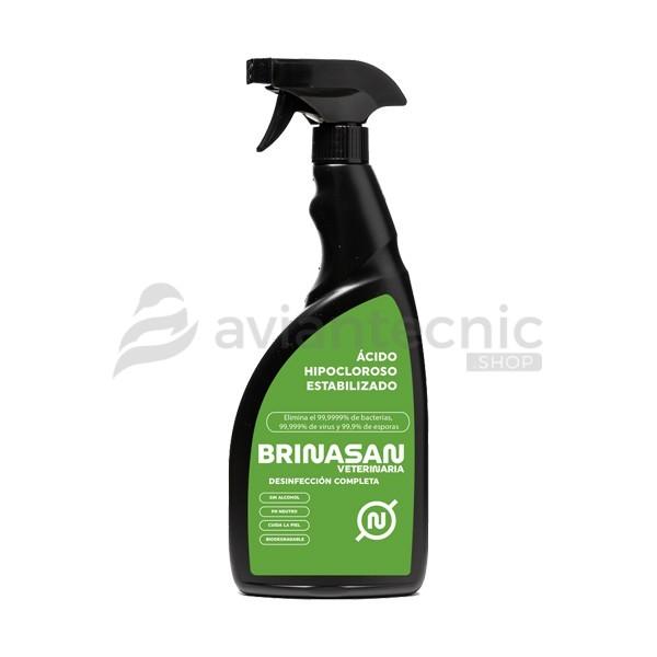 Brinasan desinfectante 750 ml.